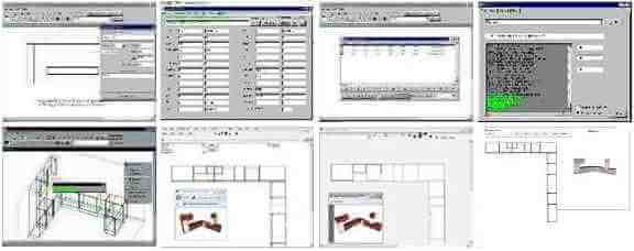 Kitchen Designer Software kitcad - free 2d and 3d kitchen design software, cabinet designer